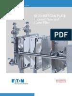 Eaton Beco Integra Plate (English US)