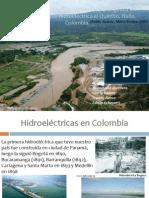 Hidroeléctrica el Quimbo