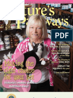 Nature's Pathways Nov 2012 Issue - Southeast WI Edition