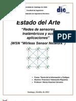 Trabajo WSN Teoría de la Información y Códigos 2012