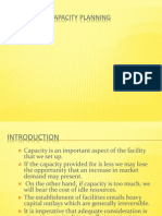 Capacity Planning (2)