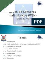 Redes de Sensores Inalámbricos (WSN)