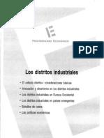 Los Distritos Industriales