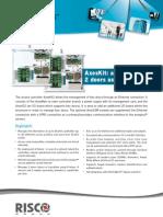 AxesPlus Datasheet 2-4 Door En