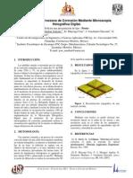 Digital Holographic Microscopy Corrosion Monitoring