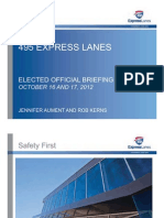 Express Lanes Elected Official Briefing (Oct 16) #3