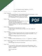 Referat af bestyrelsesmøde 20.08.2012