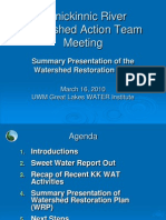 KK WRP Summary 031610