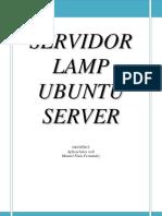 Servidor Lamp Ubuntu Server