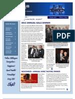 Skal News - October 2012