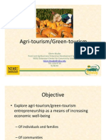 Agri Tourism PPT