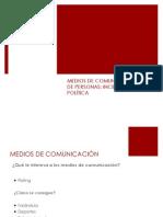MEDIOS DE COMUNICACIÓN Y TRATA DE PERSONAS