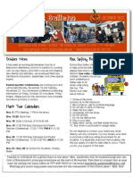 October Bulletin