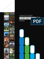 Vancouver Inspiration Pass - A Guide
