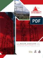 Brochure de Fundiherrajes de Colombia Ltda
