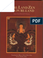 Pure Land Zen Zen Pure Land Letters From Patriarch Yin Kuang