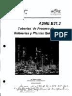 Curso ASME 31.3 Español