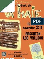 8e Festival de la haie 2012