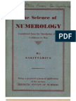 The Science of Numerology