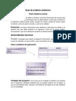 análisis sistémico