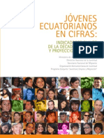 Jóvenes ecuatorianos en cifras