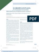539 Estudios ObservacionalesBIDIRECCIONAL