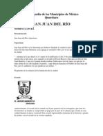 Caracteristicas Generales de San Juan Del Rio