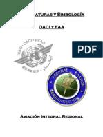 Abreviaturas y Simbologia - FAA y OACI