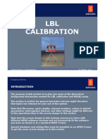LBL Calibration