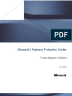 Microsoft Malware Protection Center Threat Report