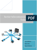 Trabajo Economia Sector Tele