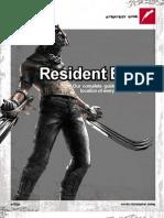 ResidentEvil4 Strategy PDF