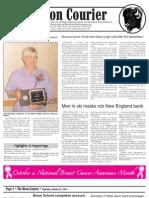 Bison Courier, October 25, 2012