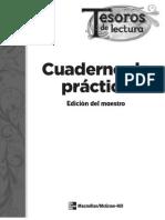 Cuaderno de practica 1- edición maestro