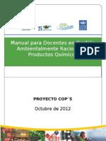 Guía para docentes COPs 2012