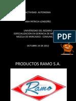 Productos Ramo s.a.