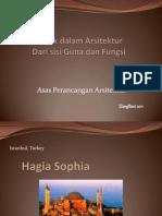 Objek dalam Arsitektur