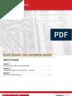Scott Brown-Complete Record