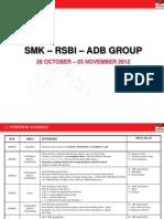 Program Rsbi to Korea