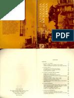 Bassols, M., Donoso, R.,Massolo, A., Méndez, A. - Antologia de Sociología Urbana