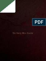 1910 Report on Cherry Mine Disaster - Bureau of Labor Statistics