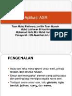 Aplikasi ASR