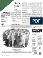 Snapshot -- Beverly Hills Weekly, #682