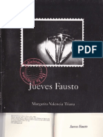 "Margarita ""Sayak"" Valencia - Jueves Fausto"