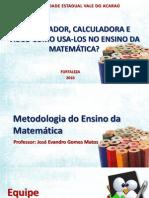 Seminário Metodologia do Ensino da Matemática