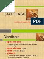 Giardiasis ULTIMO