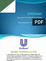Unilever- Juana Perdomo