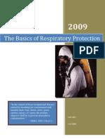 The Basics of Respiratory Protection