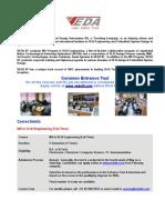 VEDA IIT Course Details_2012