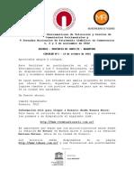 Circular 003 Hoteles e información útil para llegar a Rosario